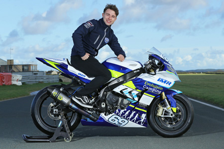 Rouse will spearhead the Team IMR Superstock 1000 campaign in 2018...